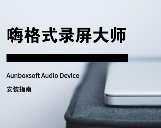 Aunboxsoft Audio Device